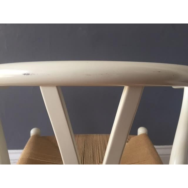 Hans Wegner Wishbone Chairs- A Pair - Image 4 of 5