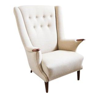 1950s Svend Skipper Papa Bear Chair