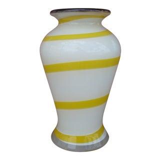 Stromberg Studio Glass Vase