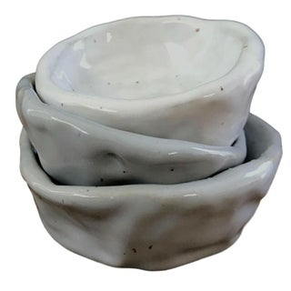 Small Clay Trays - Set of 3