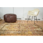 "Image of Vintage Tattered Oushak Distressed Rug 3'8""x5'6"""