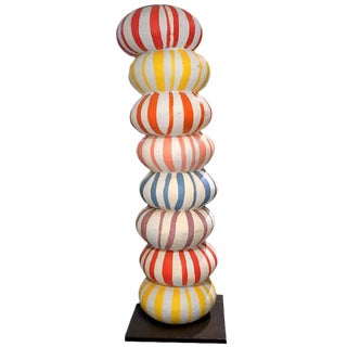 Large Vintage Candy Display