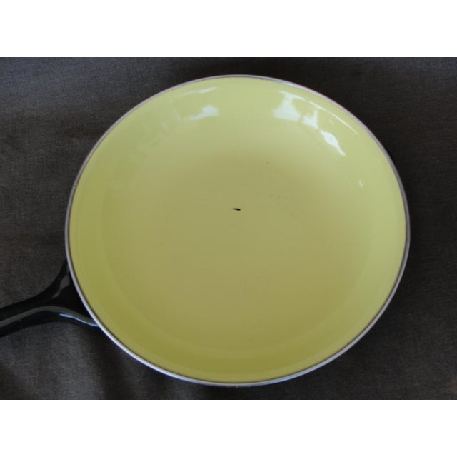 Enameled Steel Saute Pans - Set of 4 - Image 8 of 11