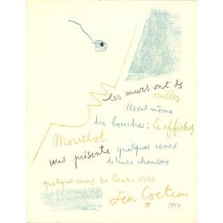 """""""Mourlot"""" by Jean Cocteau"""