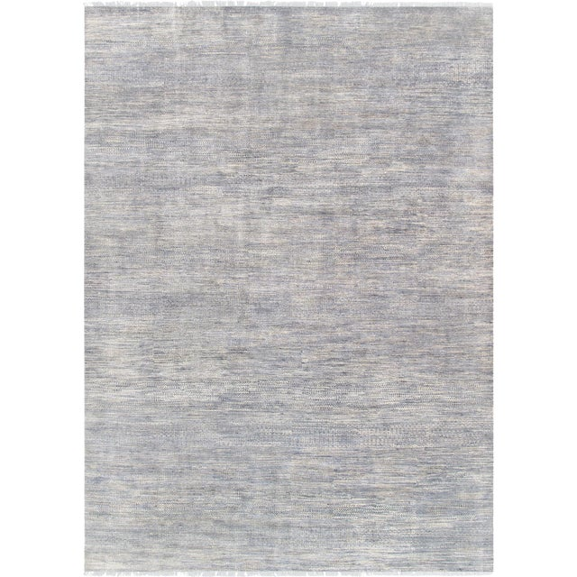 """Pasargad Transitional Silk & Wool Area Rug - 10' 0"""" x 14' 2"""" - Image 1 of 2"""