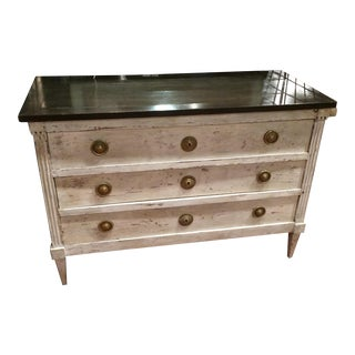 19th Century Directorie Commode / Chest
