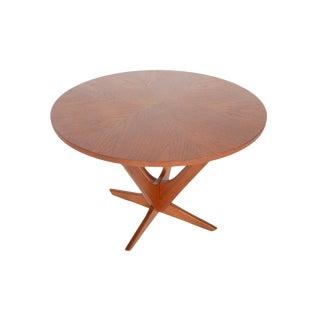 Georg Jensen Circular Teak Coffee Table
