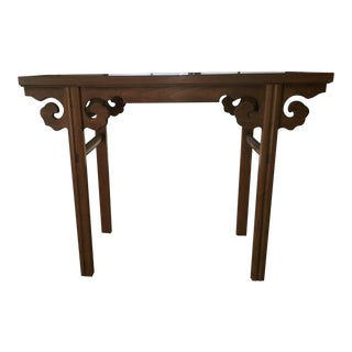 McGuire Asian Console Table