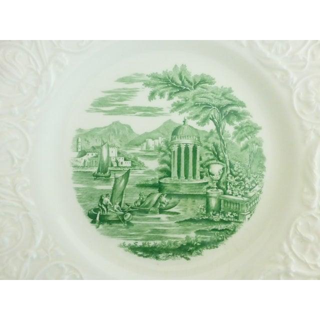 Wedgwood Creamware Dinner Plates - Set of 7 - Image 4 of 11