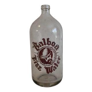 Vintage Balboa Fizz Water Seltzer Bottle