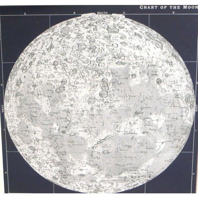 18th Century Moon Map - Image 3 of 3