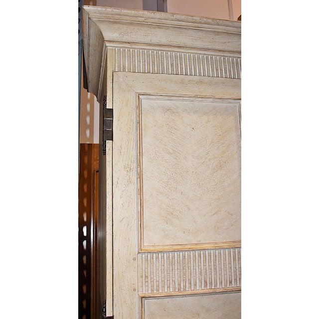 Baker Linen Press Armoire - Image 7 of 11