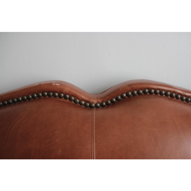 Lillian August Leather Sofa - Image 4 of 7