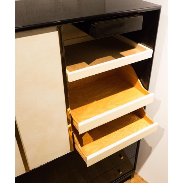 Harvey Probber Cabinet with Sliding Doors - Image 8 of 11