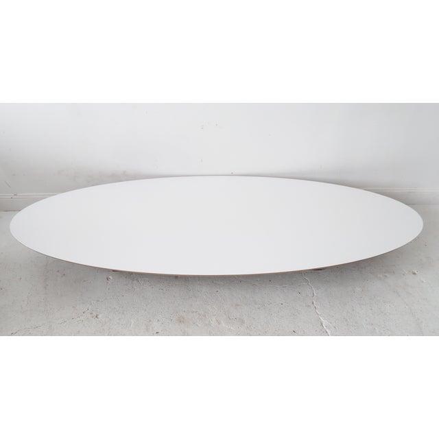 Herman Miller Eames Elliptical Surfboard Table - Image 5 of 7