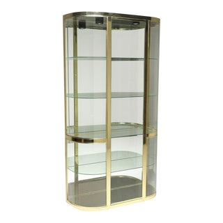 Design Insitute of America Display Cabinet