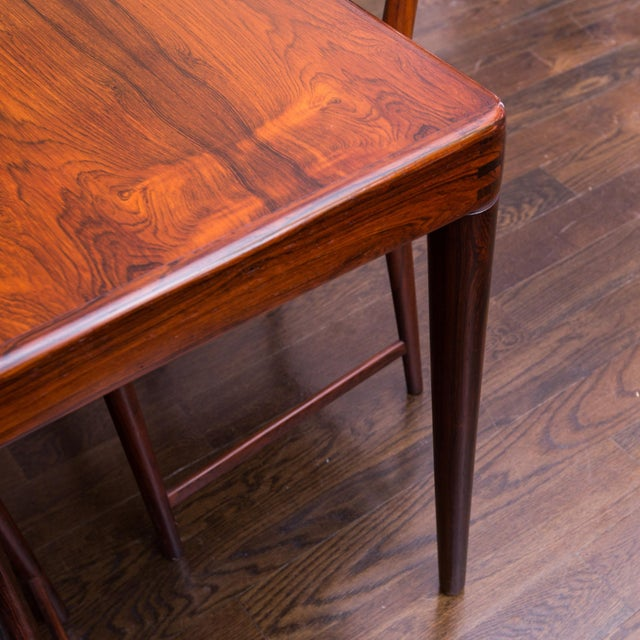 Image of Rosewood Extension Dining Table, H.W. Klein