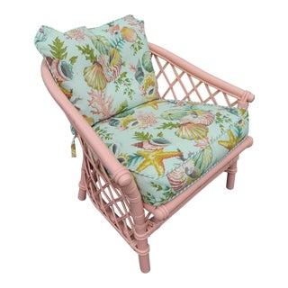 Ficks Reed Vintage Rattan Chair