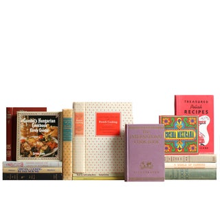 International Cook's Library - Set of 15