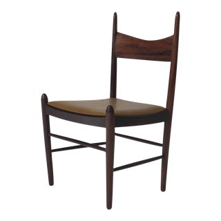 16 Vestervig Eriksen Rosewood Danish Dining Chairs