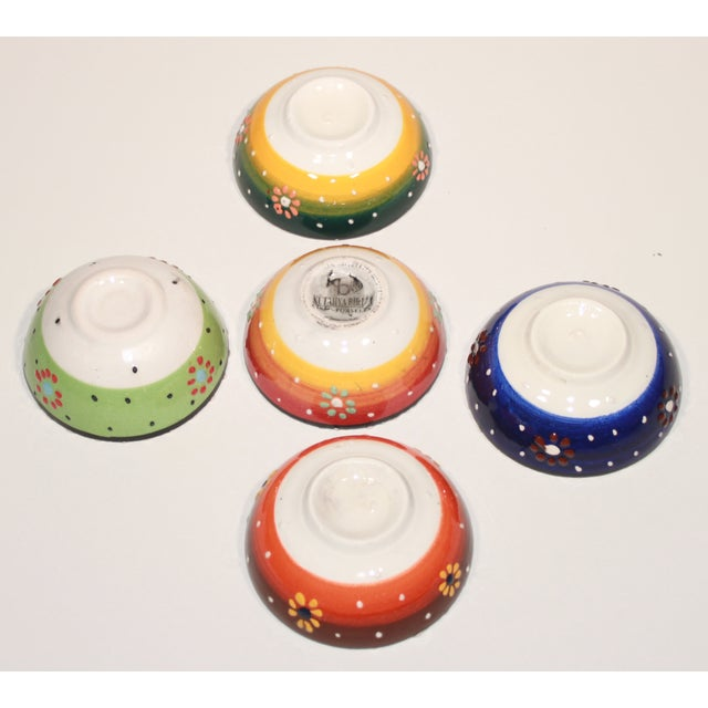 Turkish Tile Bowls - Set of 5 - Image 6 of 6