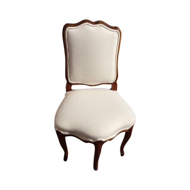 French Provincial 5-Legged Chair - Image 1 of 6