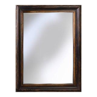 Sarreid Ltd. Black & Gold Finish Caprice Mirror