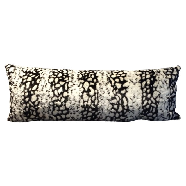 Image of Tourance Faux Fur Bolster Pillow Cover