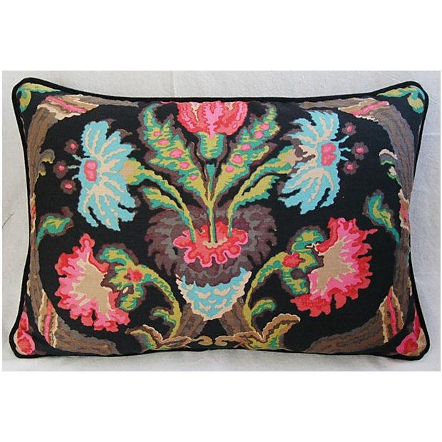 Designer Ralph Lauren Cadiz Mohair Pillows - Pair - Image 3 of 8