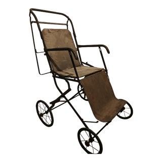 Antique Child Wheel Chair