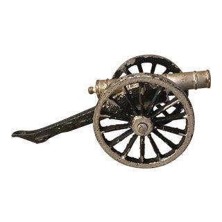 MFCO Cast Iron Miniature Cannon