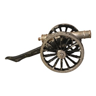 MFCO Cast Iron Miniature Cannon