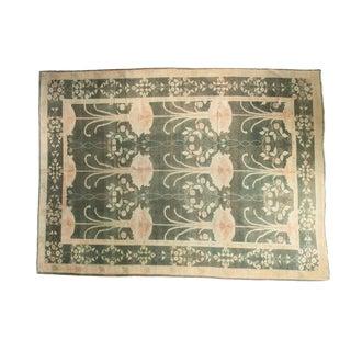 """Vintage Indo Donegal Carpet - 8'8"""" x 11'9"""""""