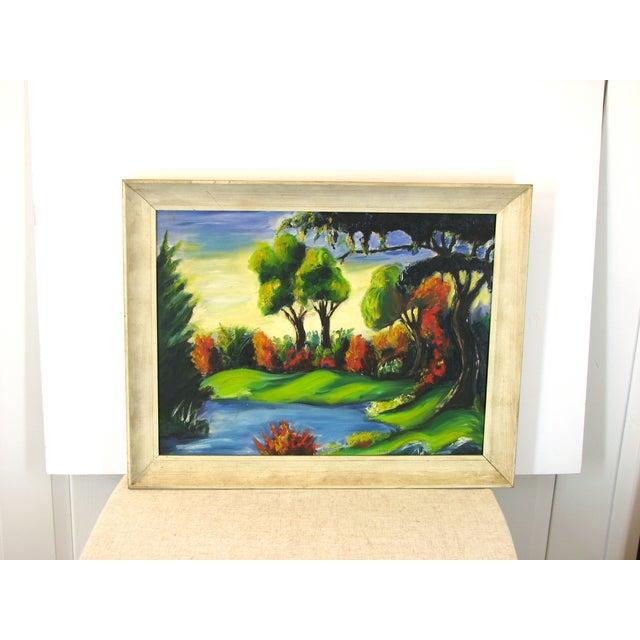 Image of Nilo Da Corta Surreal Impressionism Oil Painting