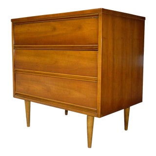 Mid Century 3 Drawer Dresser by Dixie