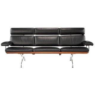 1980s Ray & Charles Eames 3-Seat Sofa