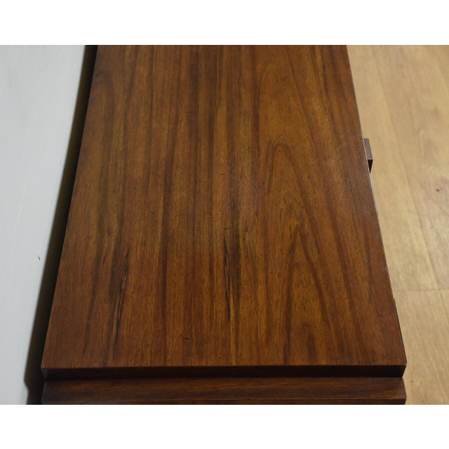 Lane Brutalist Console Credenza - Image 6 of 10