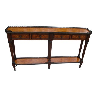Theodore Alexander Louis XV Console Server Table