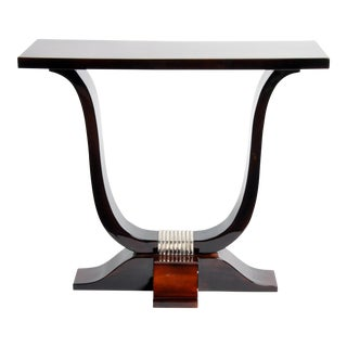 Hungarian Art Deco Style Table