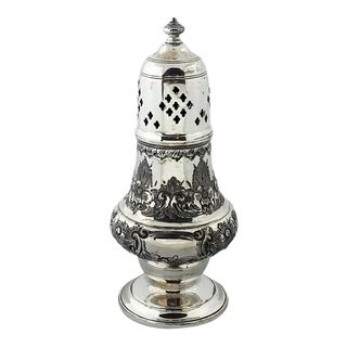 Antique Silverplate Sugar Shaker