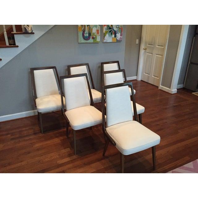 Mid-Century Danish Dining Chairs - Set of 6 - Image 8 of 10