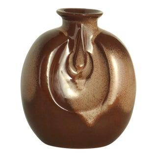 Western Modernist Frankoma Vase