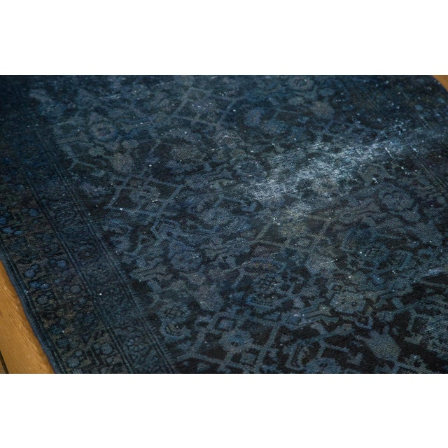 Hand-Knotted Overdyed Runner Rug - 3' x 19' - Image 10 of 10