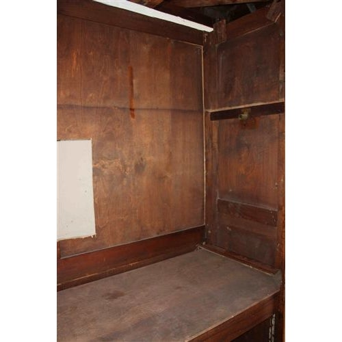 18th Century French Oak Armoire - Image 4 of 6