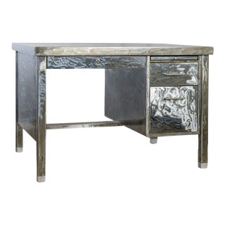 Hobart Steel Tanker Desk