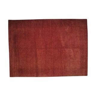 Leon Banilivi Rust Gabeh Carpet - 7′10″ × 10′9″