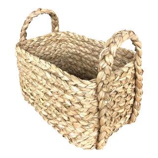 Seagrass Rectangular Multipurpose Storage Basket
