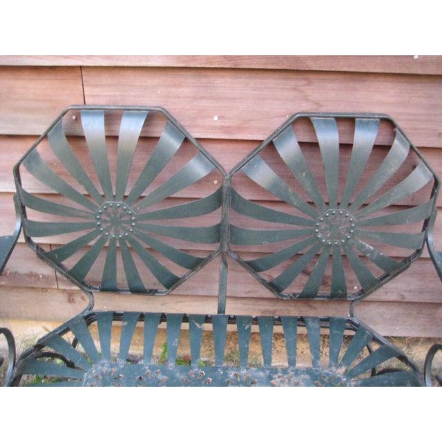 Francois Carre Garden Patio Set Chairish