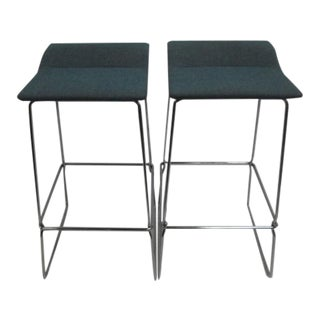 Coalesse Last Minute Bar Stools - Set of 2