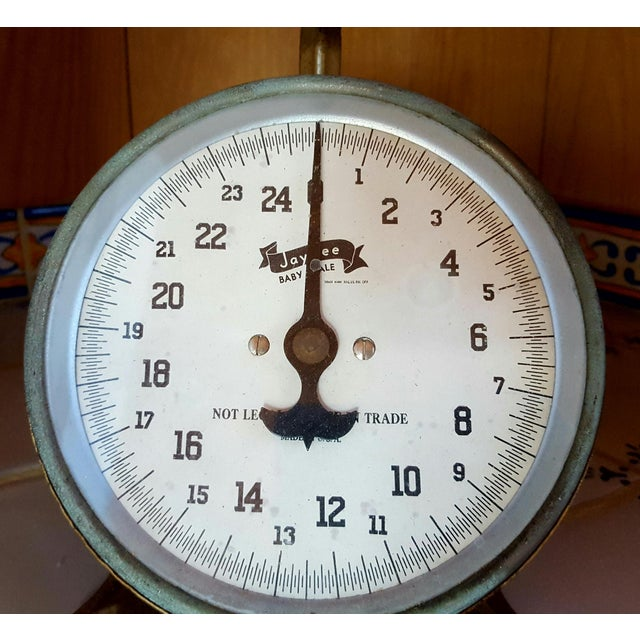 Jay-Bee Vintage Industrial Scale - Image 3 of 6